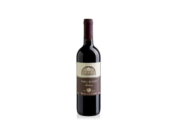Badia Alle Corti Vino Rosso