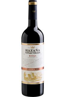 Hazana Vinas Viejas Rioja 2014