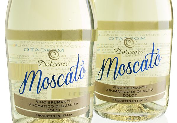 Kit Dolceoro Moscato Spumante - 2 garrafas